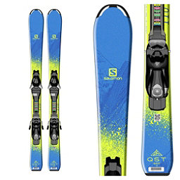 Salomon QST Max Jr. Kids Skis with EZY 5 Bindings, , 256