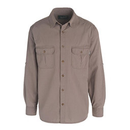 Woolrich Midway Solid Mens Shirt, Slate, 256