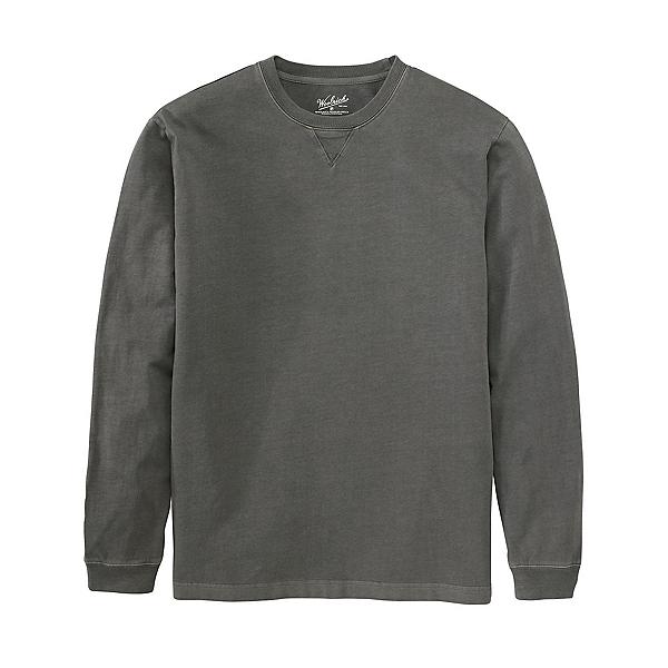 Woolrich First Forks Long Sleeve Mens Shirt, Slate, 600