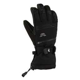 Gordini Maverick Kids Gloves, Black, 256