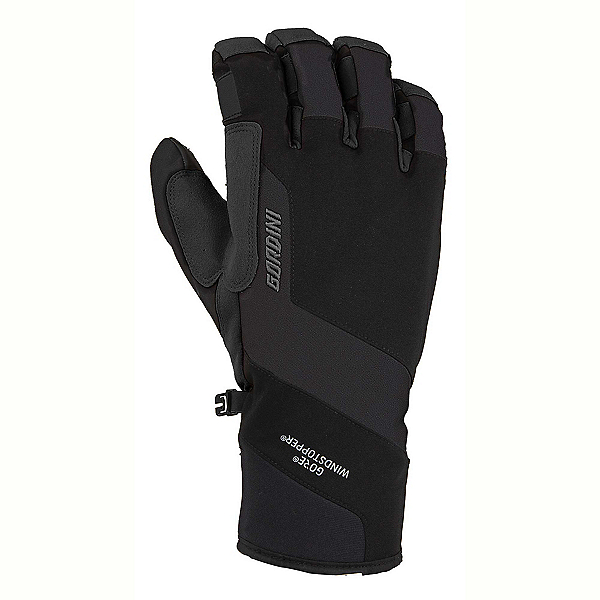 Gordini Swagger II Gloves 2022, Black, 600
