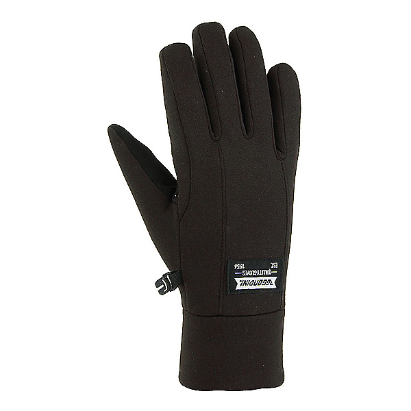 Gordini Rebel Glove Liners, Black, 600