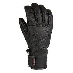 Gordini DT Leather Gloves, Black, 256