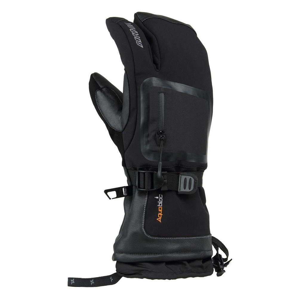 Gordini Fuse Three Finger Gloves im test