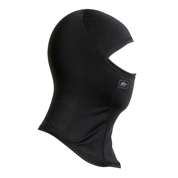 Turtle Fur Ninja Balaclava, Black, 600