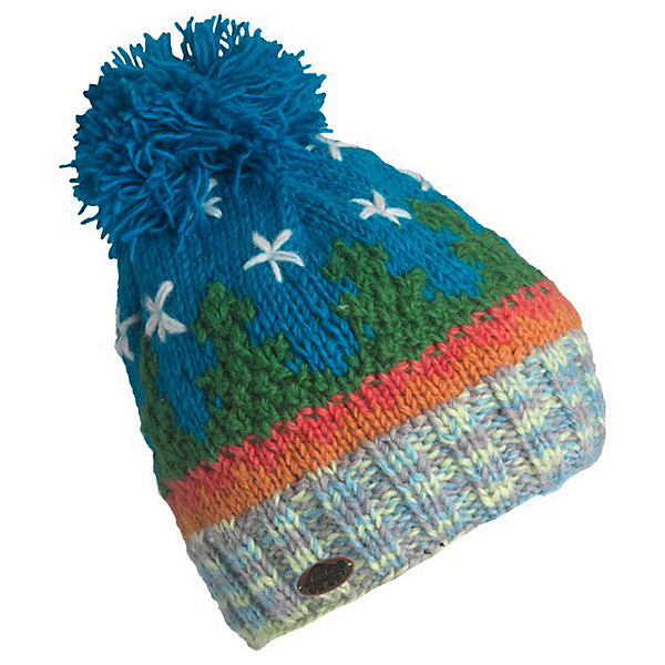 Turtle Fur Nepal Skye Womens Hat, Blue, 600