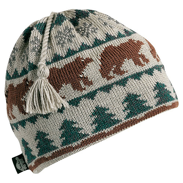 Turtle Fur Bearly Hat, Flax, 600