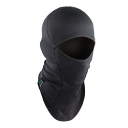 Turtle Fur Ninja Kids Balaclava, Black, 256