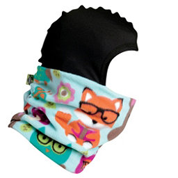 Turtle Fur Shellaclava Kids Balaclava, Backyard Brain Trust, 256