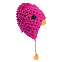 Turtle Fur Free Range Kids Hat, Fuchsia, 256