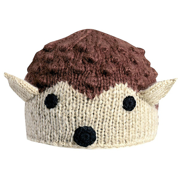 Turtle Fur Hedgie Kids Hat, , 600
