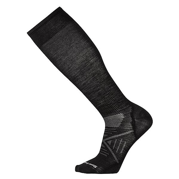 SmartWool PhD Ski Ultra Light Ski Socks, Black, 600