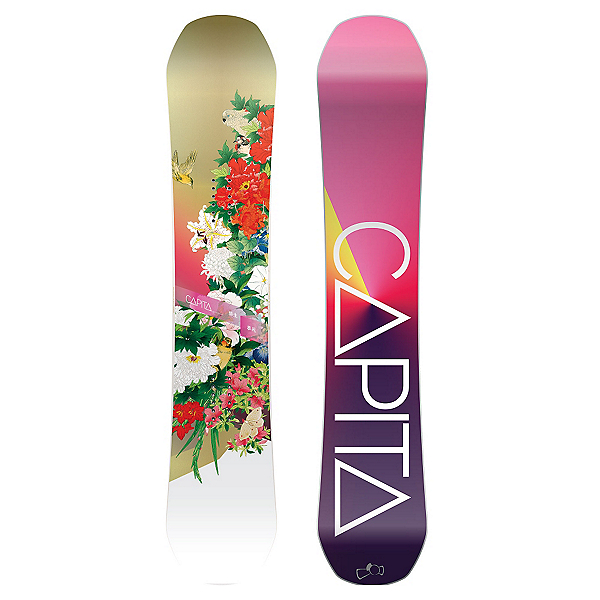 Capita Birds of a Feather Womens Snowboard, , 600