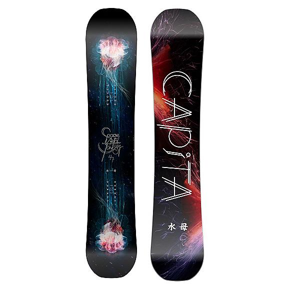 Capita Space Metal Fantasy Womens Snowboard 2017, , 600