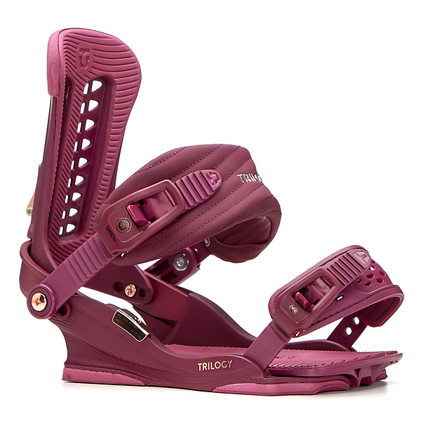 Union Trilogy Womens Snowboard Bindings 2017, , 600
