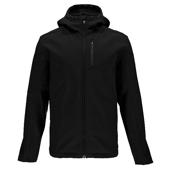 Spyder Patsch Hoody Mens Soft Shell Jacket, , 600
