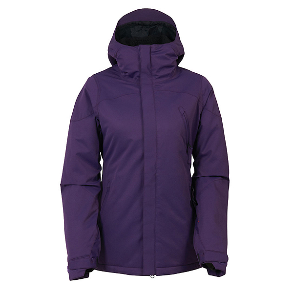686 Authentic Festival Womens Insulated Snowboard Jacket, , 600