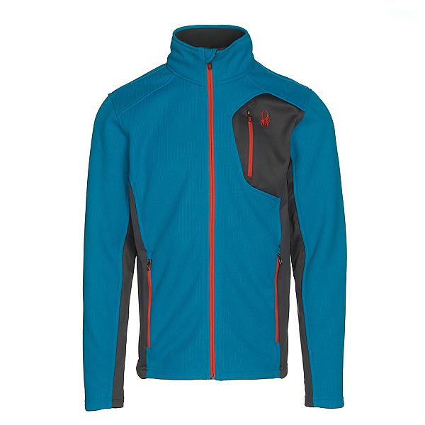 Spyder Bandit Full Zip Mens Jacket, , 600