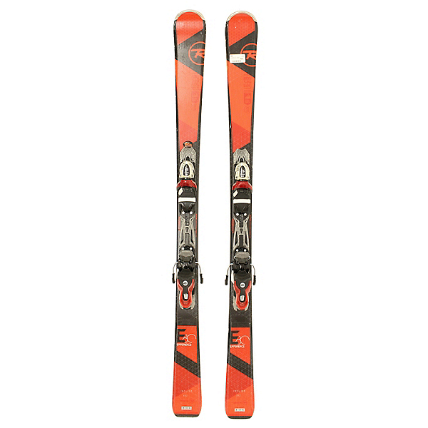 Used 2016 Mens Rossignol Experience 80 Skis With Rossi Xelium 120 Bindings C, , 600