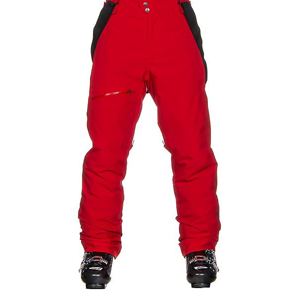 Spyder Propulsion Mens Ski Pants, Red, 600