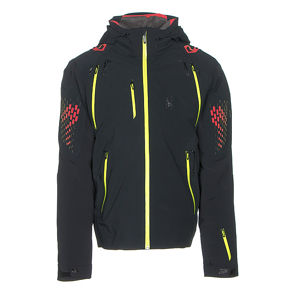 Spyder Pinnacle Mens Insulated Ski Jacket, , 600