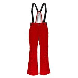 Spyder Bormio Mens Ski Pants, Red, 256