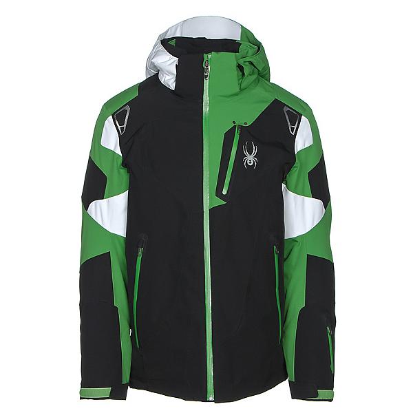Spyder Leader Mens Insulated Ski Jacket, , 600