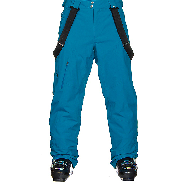 Spyder Dare Athletic Mens Ski Pants, Electric Blue, 600