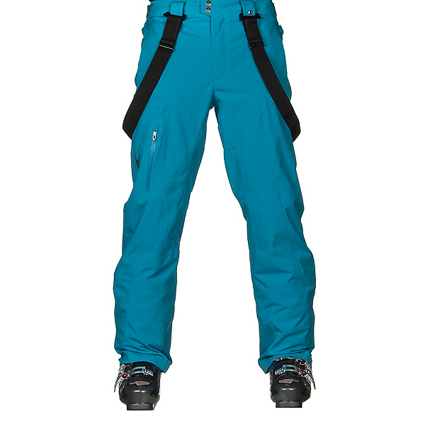 Spyder Dare Athletic Long Mens Ski Pants, , 600