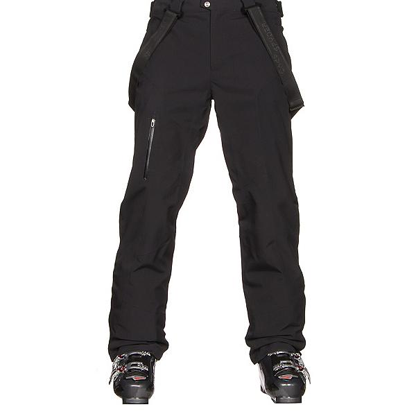 Spyder Dare Tailored Short Mens Ski Pants, Black, 600