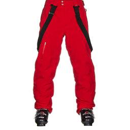 Spyder Dare Tailored Short Mens Ski Pants, Red, 256