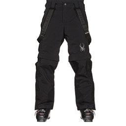 Spyder Mens Training Pants (Previous Season), Black, 256