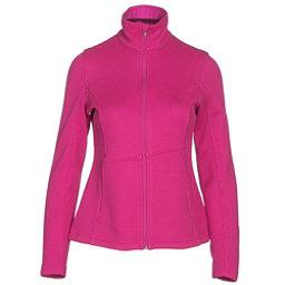Spyder Endure Full Zip Mid Weight Womens Sweater, Voila, 256
