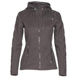 Spyder Ardour Mid Wt Womens Sweater, Weld-Weld, 256