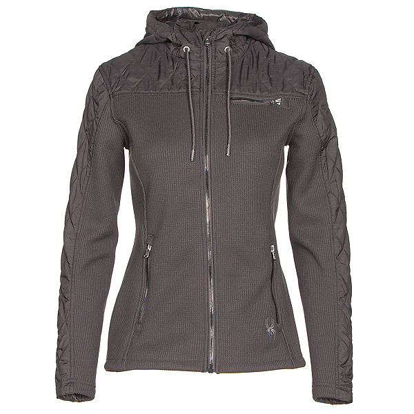 Spyder Ardour Mid Wt Womens Sweater, , 600