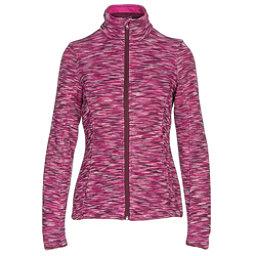 Spyder Endure Space Dye Full Zip Womens Sweater, Voila-Coy-Fini, 256