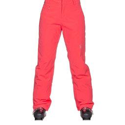 Spyder Winner Athletic Fit Womens Ski Pants (Previous Season), Bryte Pink, 256