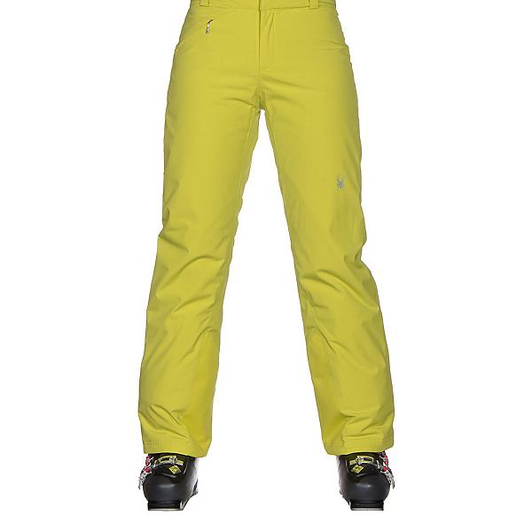 Spyder Winner Athletic Fit Womens Ski Pants, Acid, 600