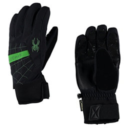 Spyder Underweb Gore-Tex Gloves, Black-Blade, 256