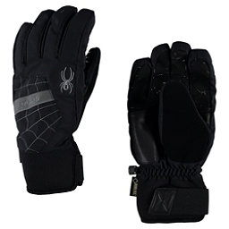 Spyder Underweb Gore-Tex Gloves, Black-Polar, 256