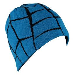 Spyder Web Hat, Electric Blue-Black, 256