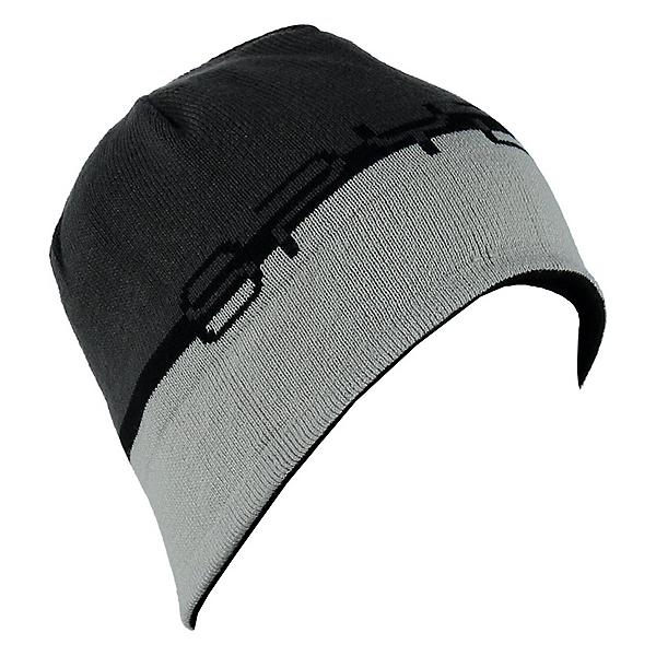 Spyder Reversible Word Hat, Black-Polar-Cirrus, 600