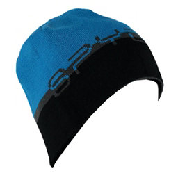 Spyder Reversible Word Hat, Polar-Electric Blue-Black, 256