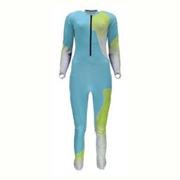 Spyder Nine Ninety Race Suit, Freeze-White-Acid, 256