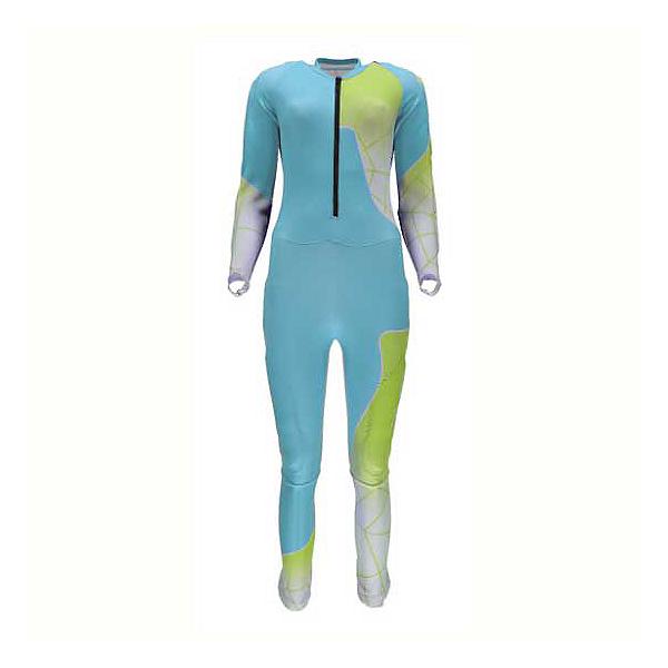 Spyder Nine Ninety Race Suit, Freeze-White-Acid, 600