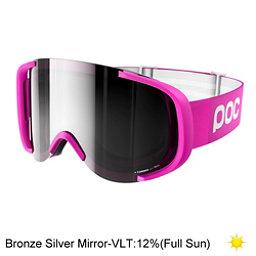 POC Cornea Goggles 2018, Fluorescent Pink-Bronze Silver, 256