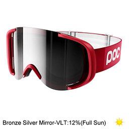 POC Cornea Goggles, Glucose Red-Bronze Silver Mirr, 256
