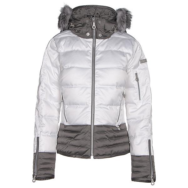 NILS Liv Fur Womens Insulated Ski Jacket, , 600