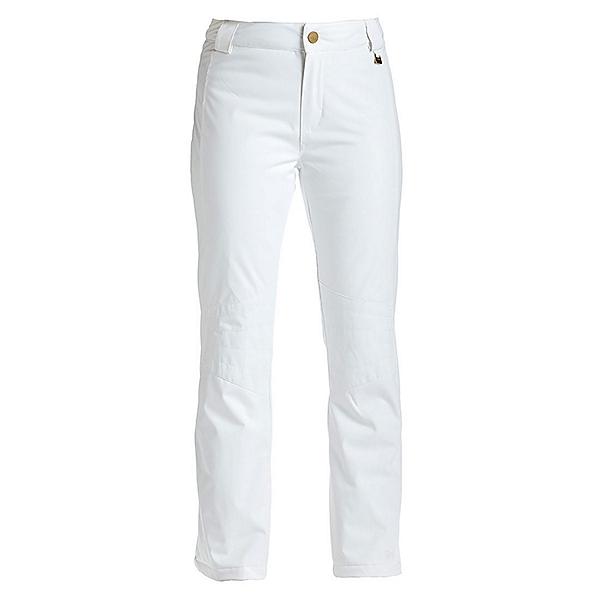 NILS Dominique Womens Ski Pants 2018, White, 600