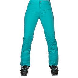 NILS Dominique Womens Ski Pants, Turquoise, 256